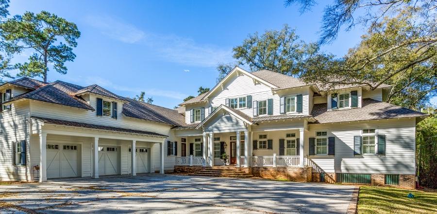 Fairhope al residence crocker homes for Home builders in al